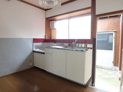 【キッチン】三上貸家2