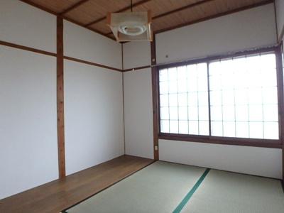 【寝室】三上貸家2