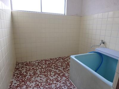 【浴室】三上貸家2