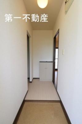 【玄関】ガーデンハイツ緑ヶ丘 A