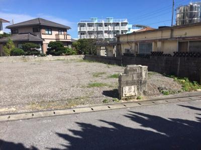 【外観】与那原町貸地駐車場