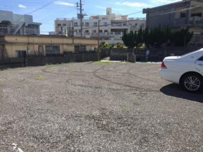 与那原町貸地駐車場