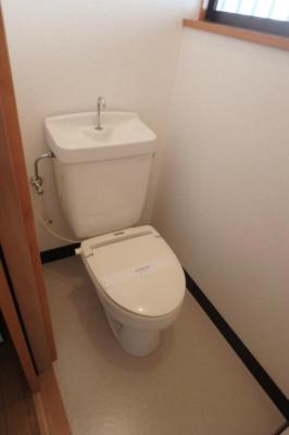 【トイレ】ハイツコジマ