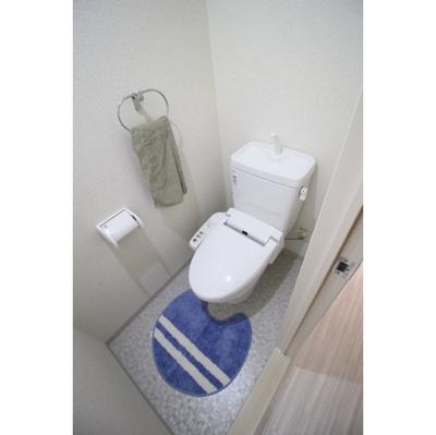 【トイレ】レーベルシャトー