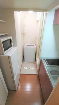 室内洗濯機置き場有り