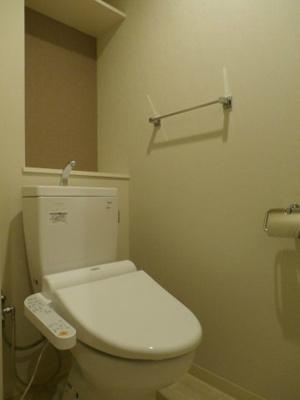 WAIZUCORTのトイレ
