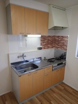 【キッチン】ブローニングハウス