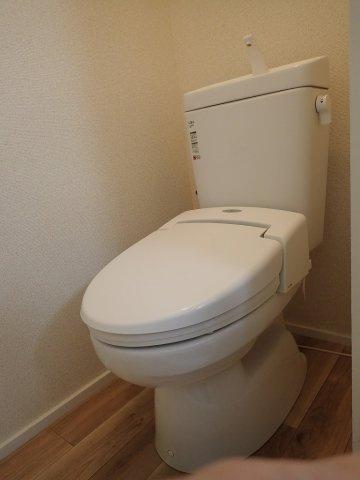 【トイレ】ブローニングハウス