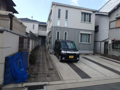 【外観】シャーメゾン八戸ノ里