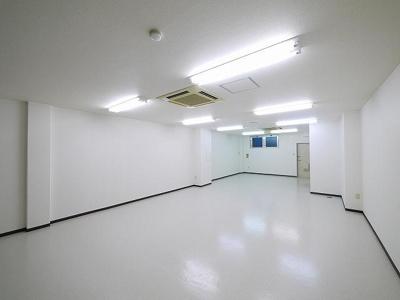 【内装】フロリティオ川崎店舗
