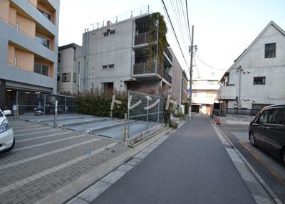 【外観】サンコーレジデンス千駄ヶ谷