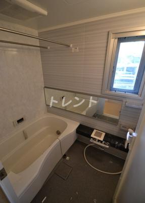 【浴室】サンコーレジデンス千駄ヶ谷