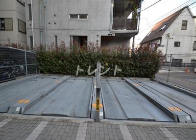 【駐車場】サンコーレジデンス千駄ヶ谷