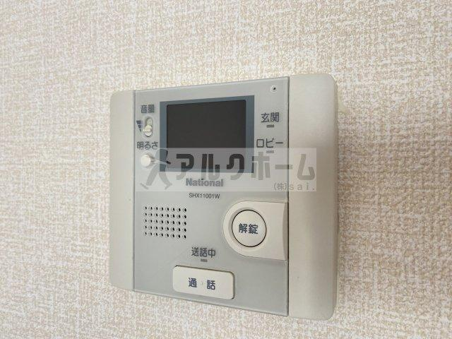 ルピナスC棟 独立洗面台(照明付き)