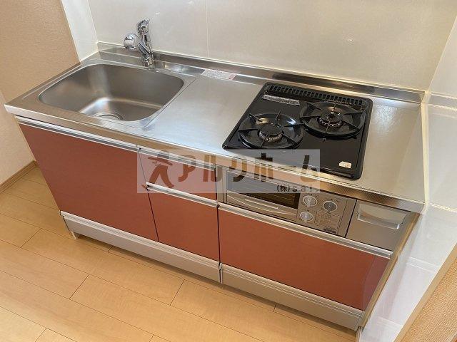 ルピナスC棟 居室