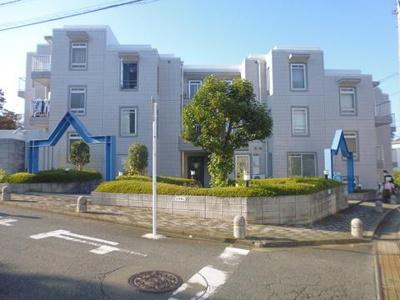 小田急「生田」駅より徒歩11分!鉄筋コンクリートの3階建てマンションです♪