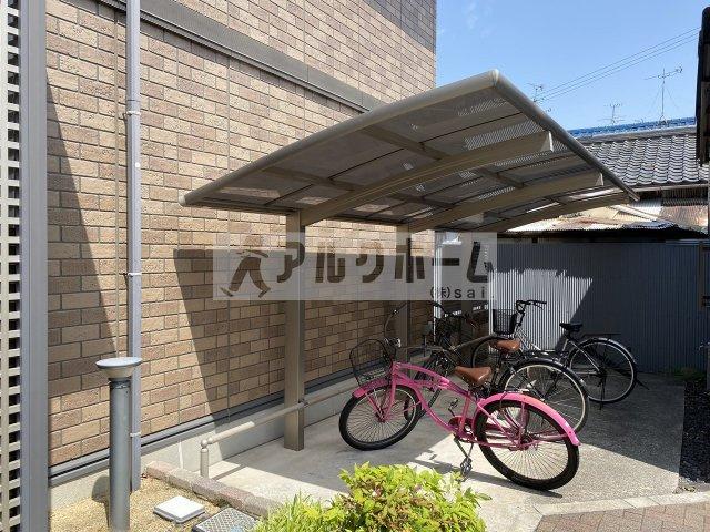 ルピナスC棟 駐車場