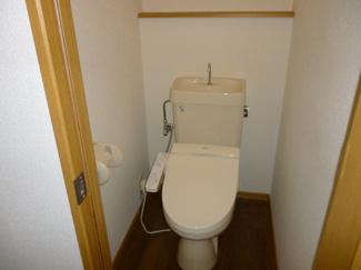 【トイレ】ブルーム大島