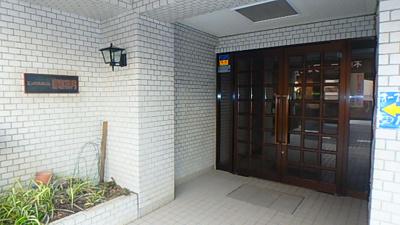 【エントランス】エンゼルハイム浦和花月