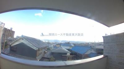 【展望】クリエオーレ荒本Ⅱ