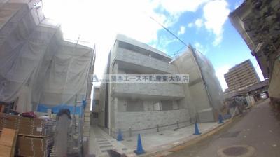 【外観】クリエオーレ荒本Ⅱ