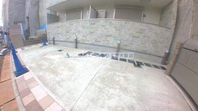 【駐車場】クリエオーレ荒本Ⅱ