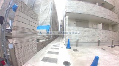 【エントランス】クリエオーレ荒本Ⅱ
