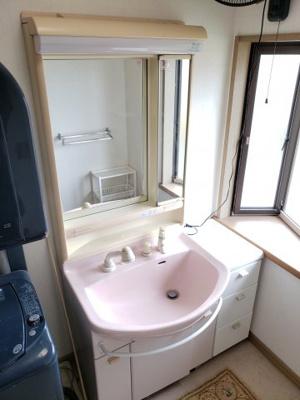 【独立洗面台】鳥取市若葉台南6丁目二世帯住宅