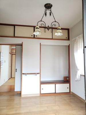 【玄関】鳥取市若葉台南6丁目二世帯住宅