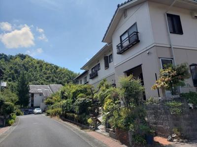 【周辺】鳥取市若葉台南6丁目二世帯住宅