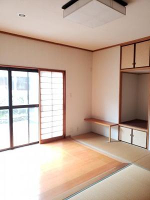 【和室】鳥取市若葉台南6丁目二世帯住宅