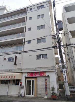 【外観】百合ヶ丘ダイヤマンション貸店舗