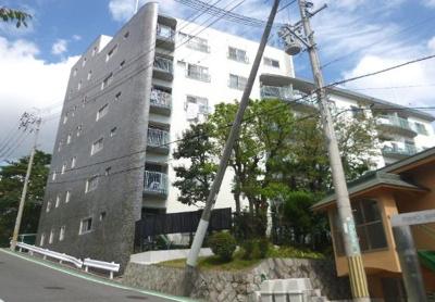 【外観】ニュー夙川マンション
