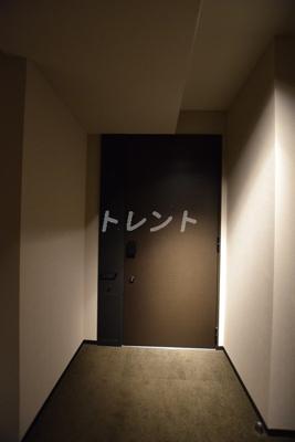 【玄関】ディアナコート文京本郷台