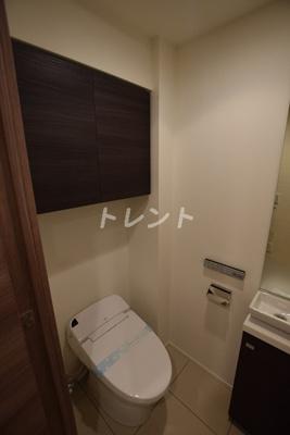 【トイレ】ディアナコート文京本郷台