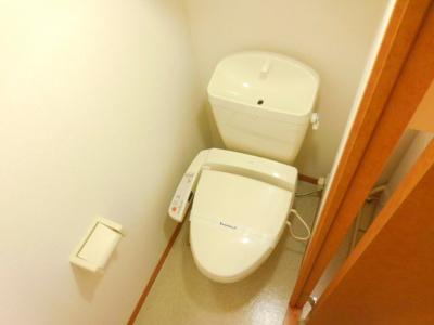 【トイレ】レオパレスストレリチア