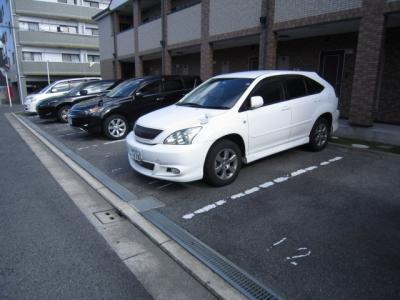 【駐車場】カーサディパエーゼ