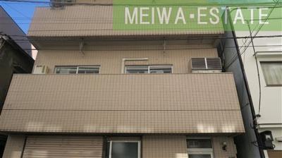 上野の賃貸事務所「西村ビル」