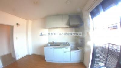 【キッチン】アメニティ石切