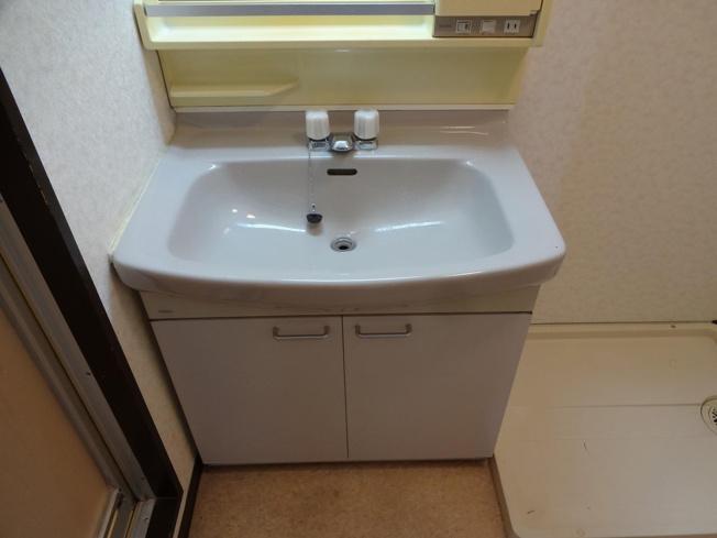 メゾンDEコンフォーレ 独立洗面台