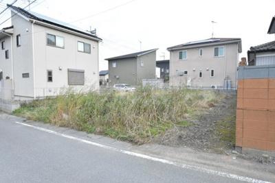 【外観】鴻巣市登戸 売地(市街化調整区域・専属)