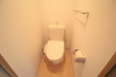 【トイレ】フロン・ツオーネ