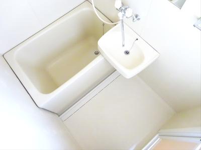 【浴室】コーポアキ