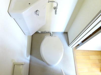【トイレ】コーポアキ