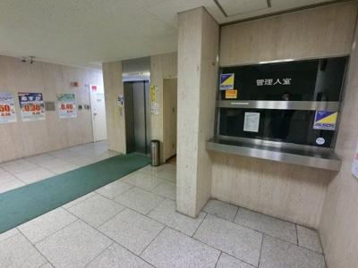 【エントランス】メゾン蒲田