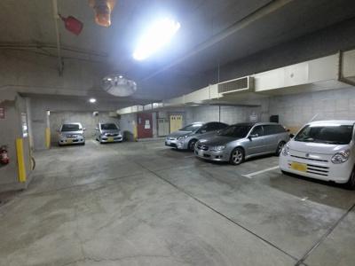 【駐車場】メゾン蒲田