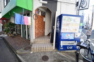 【エントランス】福島エンビィマンション