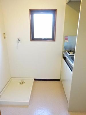 室内洗濯機置場有り ゴールドマンション