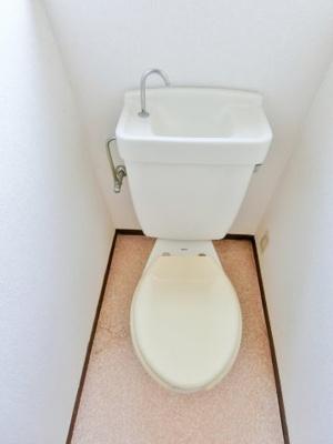 【トイレ】立花ハイツ
