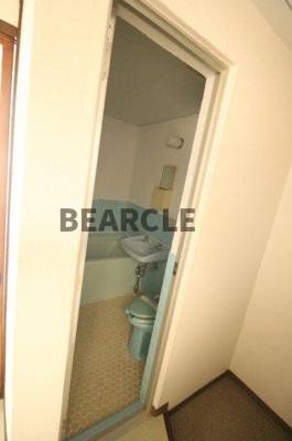 【浴室】サンレモトーヨーハイツ